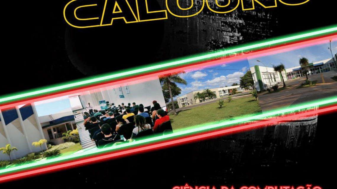 Capa Manual do Calouro